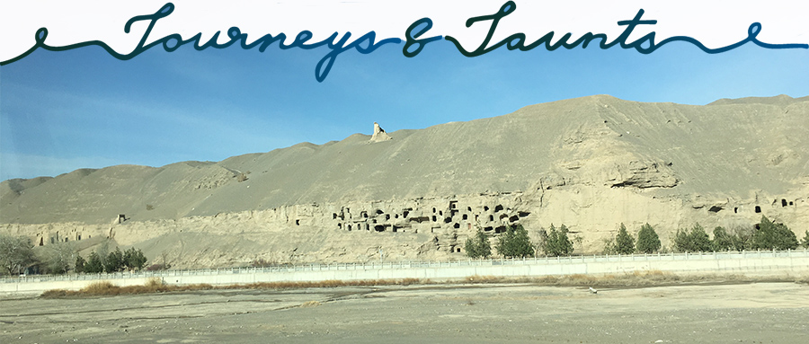 Journey to Gansu – Mogao Caves