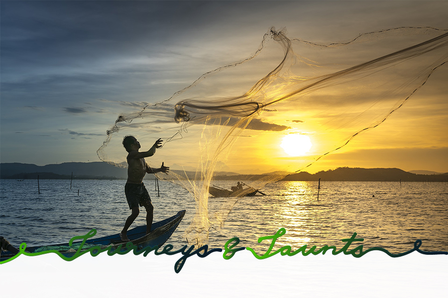 fishing season in China during Grain Buds, 8th out of 24 Chinese Solar terms